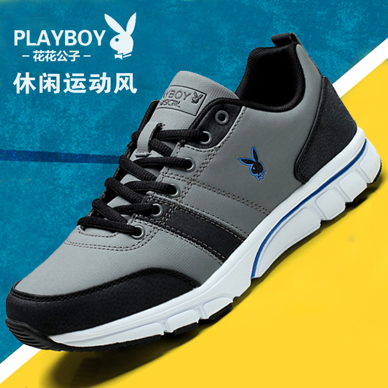 Playboy men's fall men's running shoes shoes to help low shoes korean men shoes men's sports and leisure tourism