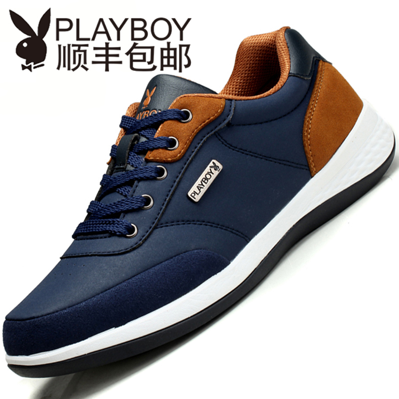 Playboy men's sports tourism running shoes shoes british men's casual shoes autumn shoes shoes autumn shoes tide shoes