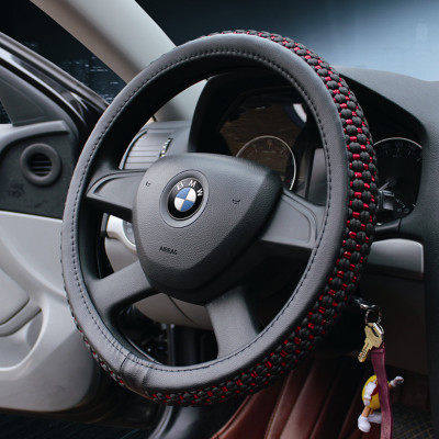 Polocrosspolo volkswagen polo polo hatchback 13/14 summer ice silk car steering wheel cover to cover
