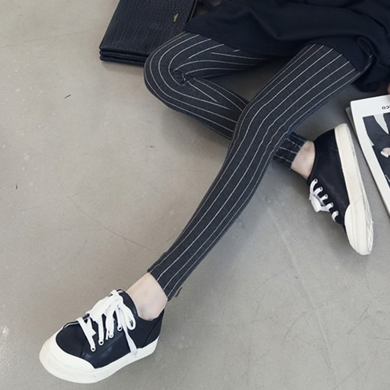 Pregnant women pants fall fashion leggings care of pregnant women pregnant belly pants pants outer wear trousers pencil pants fall and winter leisure