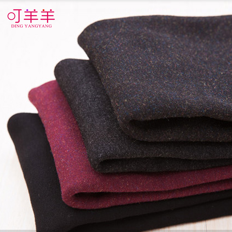 Pregnant women pantyhose foot bottoming 2016 fall and winter clothes were thin trousers care of pregnant women pregnant belly pants plus velvet thick warm spring and autumn