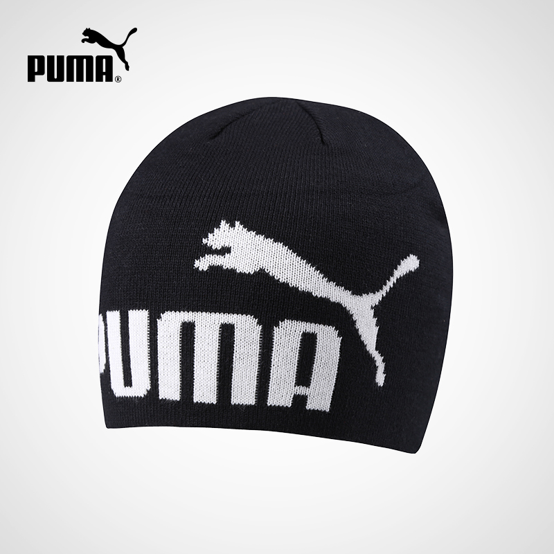 d6f026bd8ce Get Quotations · Puma puma ess big cat beanie hats for men and women 052925