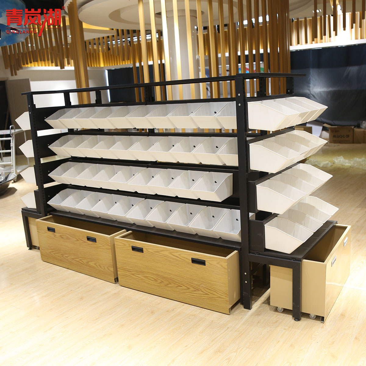 wire cyomqxjtjevh display retail snack china metal product rack candy supermarket adjustable stand