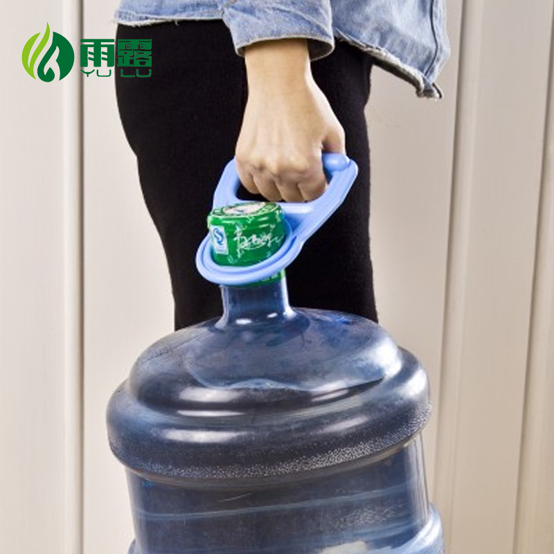 Rain and thick bottled water for water filter handle carry water buckets for water saving filter water lifting tool