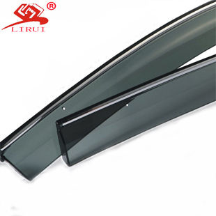 Rain or shine rain applicable 580CM7 scenery jingyi x5x3 lzgo m3 popular S500MX6 selling window rain eyebrow rain shield