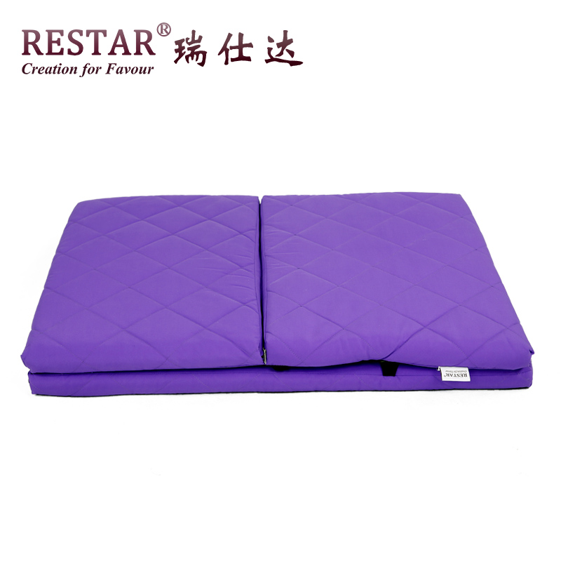 Restar rui shida folding bed siesta bed with cotton pad lunch break pad 178/190 cm thick can be