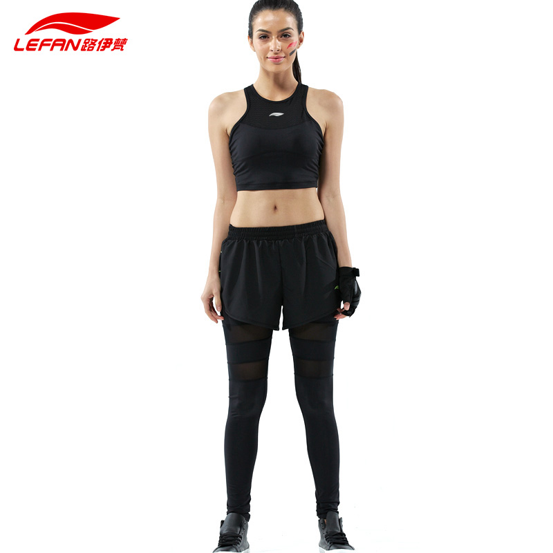 Road iraqi vatican workout clothes workout clothes dance clothes female models spring and summer 2016 anti sai 6102