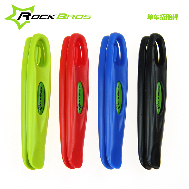 Rockbros mountain bike tire pry bar strengthen dig tire rod tyre tools tire pry bar riding accessories