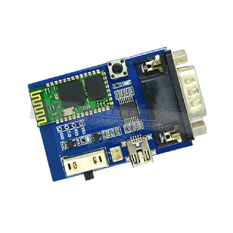 Rs-232 serial port bluetooth adapter bluetooth module bluetooth bluetooth serial module wireless passthrough module