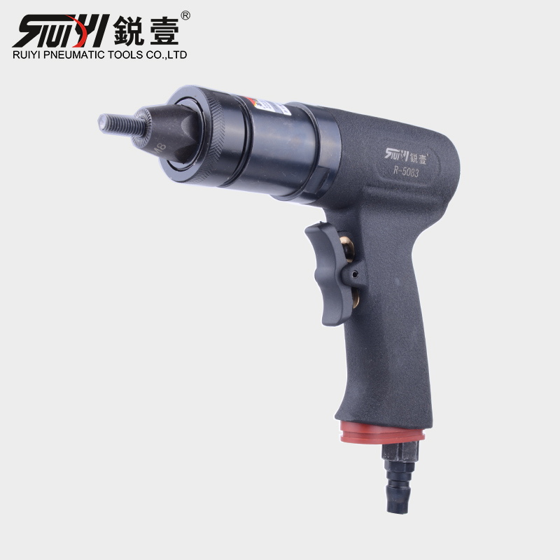 Rui yi 5083 pneumatic pull cap gun pneumatic rivet gun pneumatic rivet gun pneumatic rivet nut gun pull the mother gun