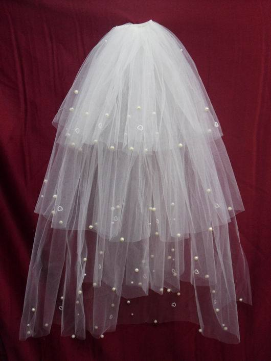 Ruifeng ling four layer multilayer veil wedding veil wedding veil wedding veil pearl veil bridal veil