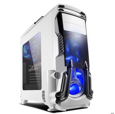 Sama kasa ding mod gaming chassis side through large gaming desktop computer chassis usb3.0 go back line