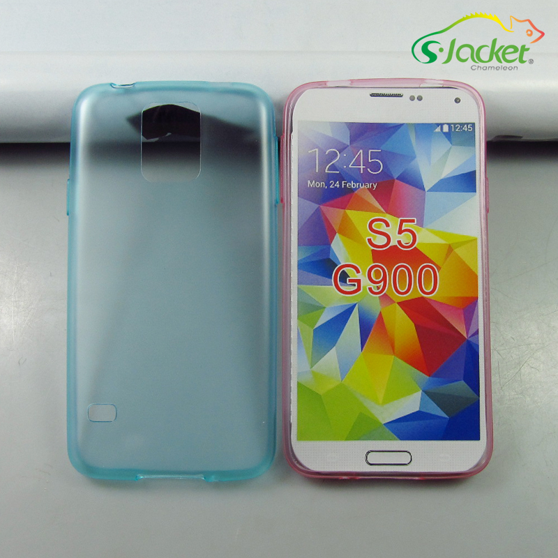 Sansung/super po tpu mobile phone sets g900 samsung s5 shell protective shell tpu soft shell casing cover