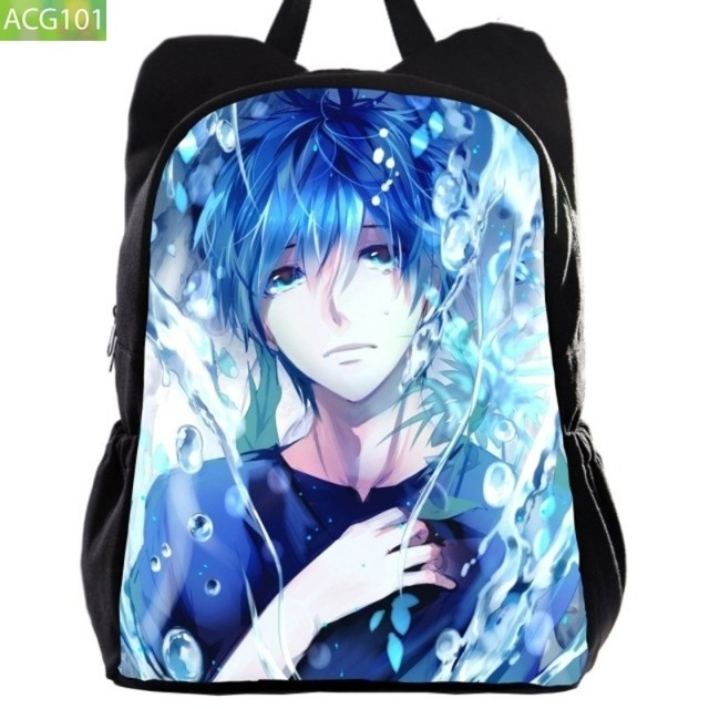 School season new listing ACG101 kuroko's basketball seto yellow backpack schoolbag backpack shoulder bag schoolbag cartoon