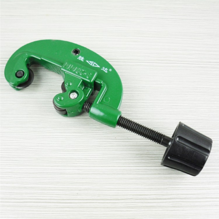 Sd/shengda tool 28mm kilometres metal tube cutter pipe cutting tool to cut pipe cutter pipe cutter