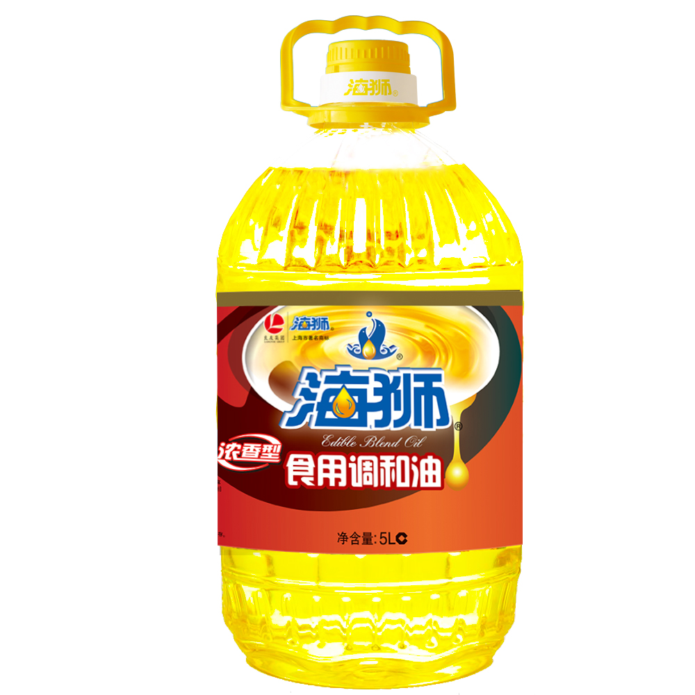 Sea lions camphoratus type edible oil 5l edible oil old chinese brand guarantee