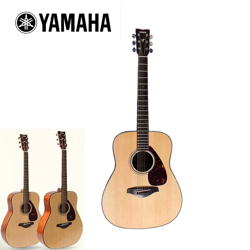 [Sea] sound piano official authorized genuine yamaha yamaha fg700s fg700ms veneer acoustic guitar
