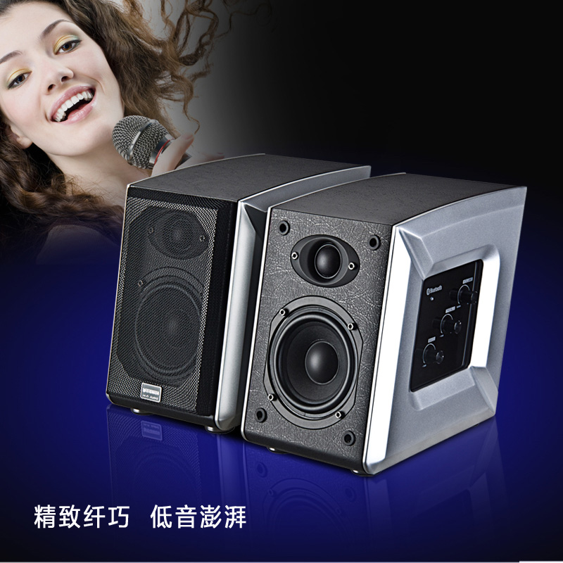 Seignior/monarch X3HIFI bluetooth speaker stereo desktop speakers multimedia speakers ringing tone bedroom den