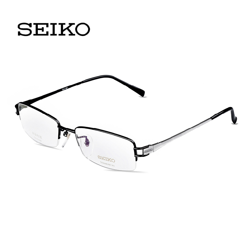 ad9c58626f Buy Seiko seiko titanium eyeglass frame business half frame glasses frames  myopia male models ht1094 in Cheap Price on Alibaba.com