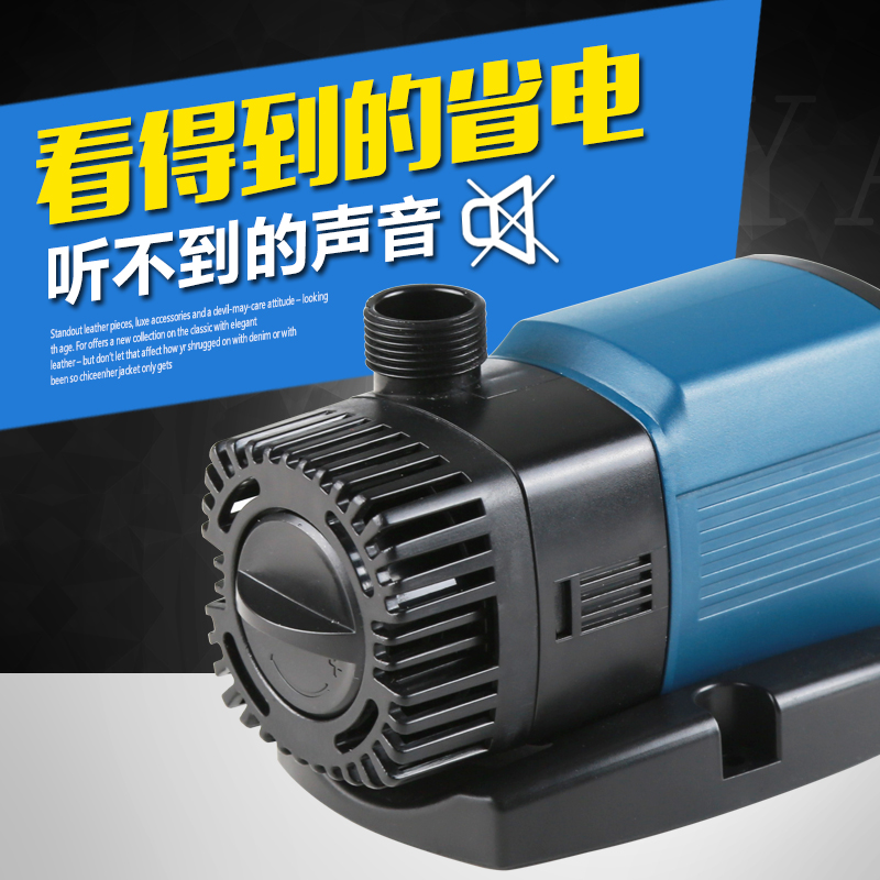 Sensen aquarium submersible pump frequency ultra quiet mini aquarium fish tank filter pump small pond pumps circulating pump