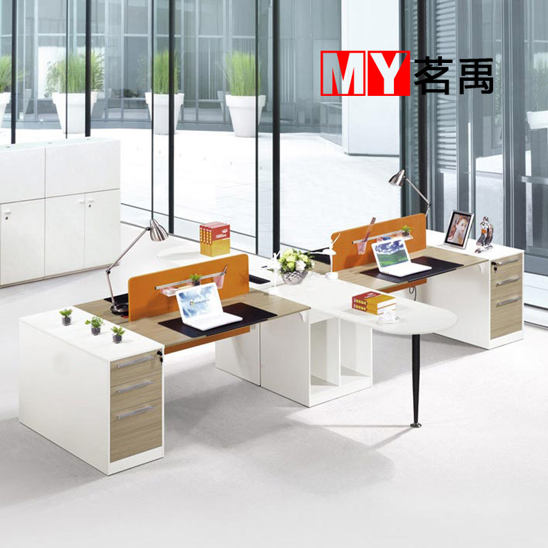 Shanghai beijing office furniture office furniture minimalist combination desk staff desk screen work spaces staff workers