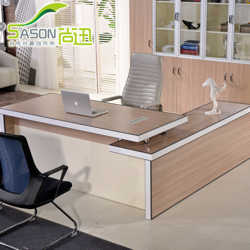 Shanghai boss table desk office furniture tables and chairs combination of simple and stylish computer desk manager desk desk desk supervisor