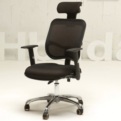 [Shanghai office furniture] computer chair office chair meeting chair lift swivel chair staff chair office furniture