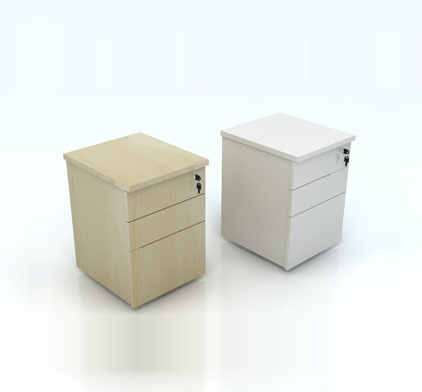 Shanghai yi ping file cabinet mobile aigui three pumping activities cabinet lockable file cabinet office activities cabinet office furniture