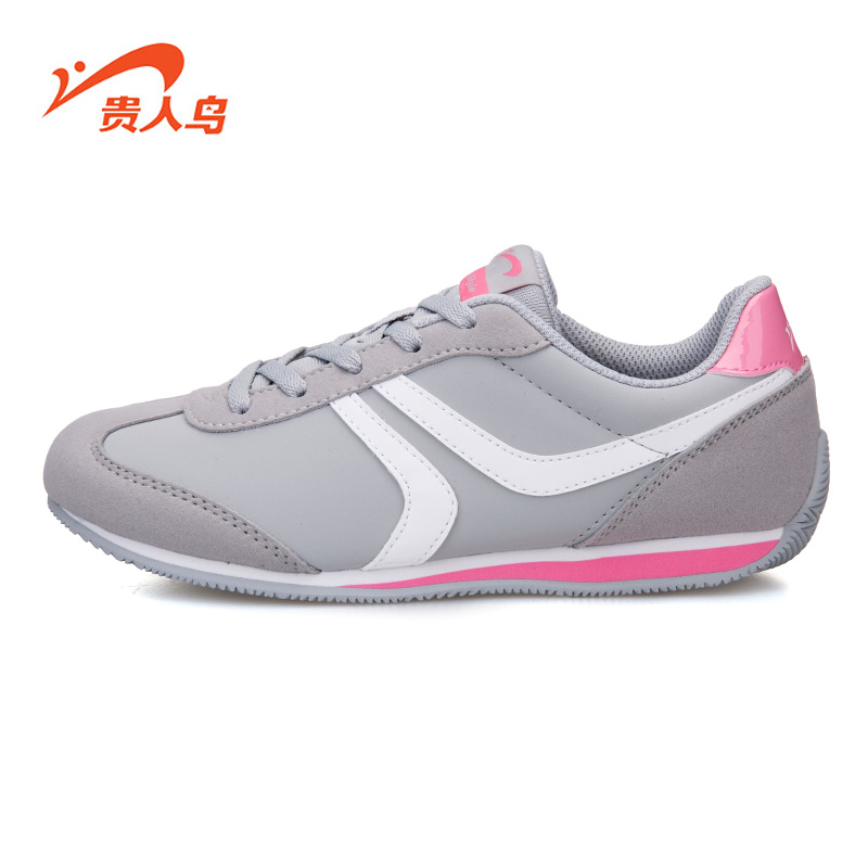 Shoes and elegant birds casual shoes 2016 autumn ladies running shoes classic retro sneakers gump shoes tide students