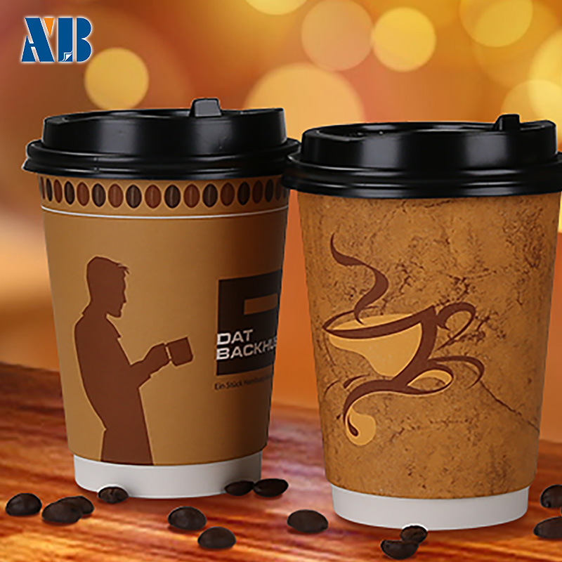 Shore treasure disposable coffee cups milk thickened pastelillos packed cup empty cup without a lid 100
