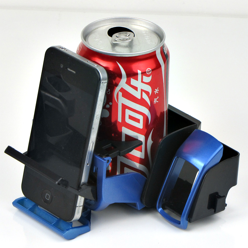 Shun wei car phone holder multifunction car cup holder car cup holder outlet racks drink holder cigarette