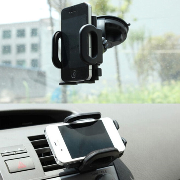 Shun wei car phone holder universal roadable sucker car phone holder multifunction car phone holder outlet