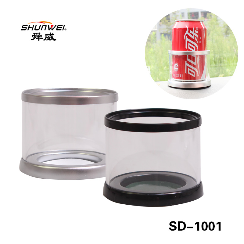 Shun wei genuine car cup holder drink holder car dashboard glove debris bucket holder cell phone holder cell phone holder box seat