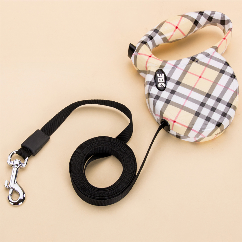 Sidel fashion automatic traction rope dog leash dog chain teddy small dog pet supplies small dog leash