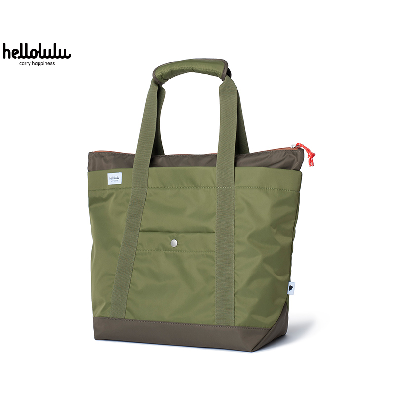 Simple and lightweight waterproof bag hong kong hellolulu apaddedcase finn round-the-clock nylon-6 large shopping bag