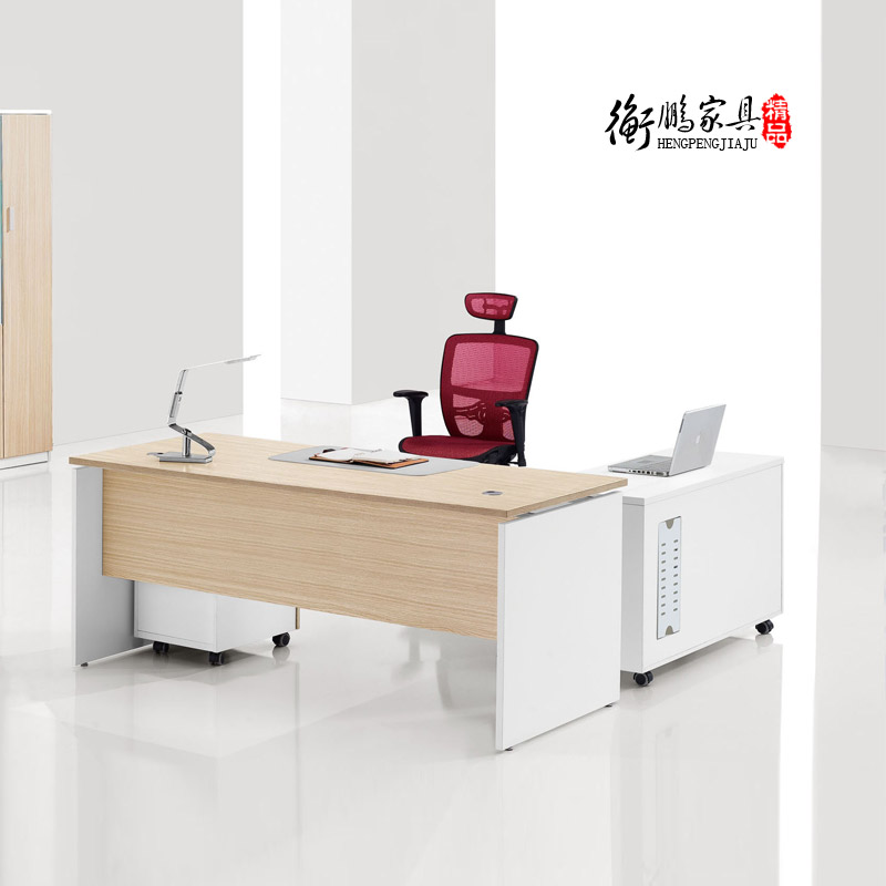 Simple and stylish modern office furniture desk desk manager desk supervisor boss desk single desk office furniture