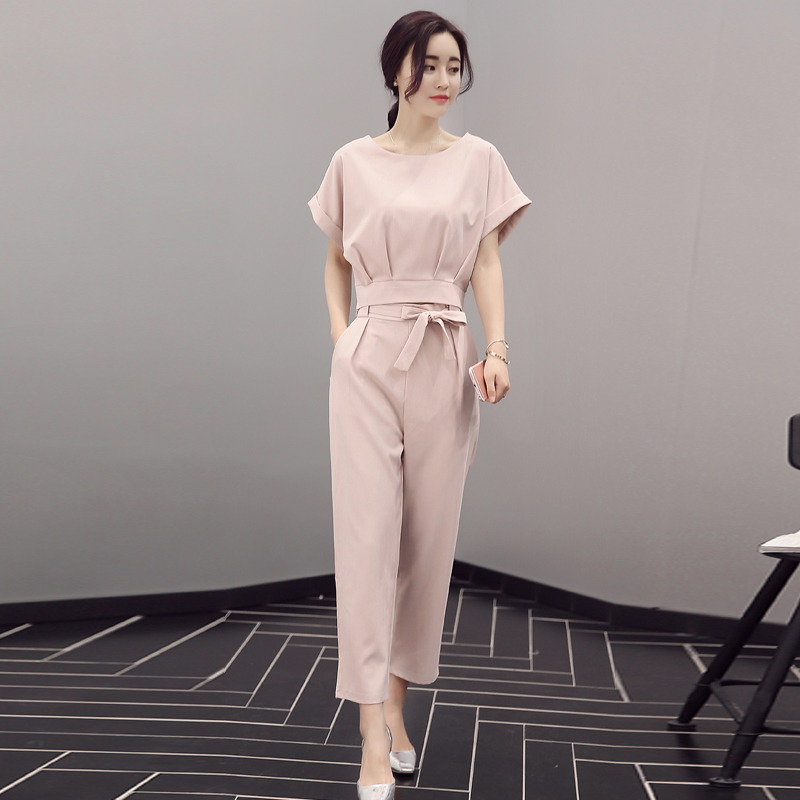 Simple and women qiushuiyiren ccdd career slim duo with zhuo scene in the 2016 summer new fashion suit tide