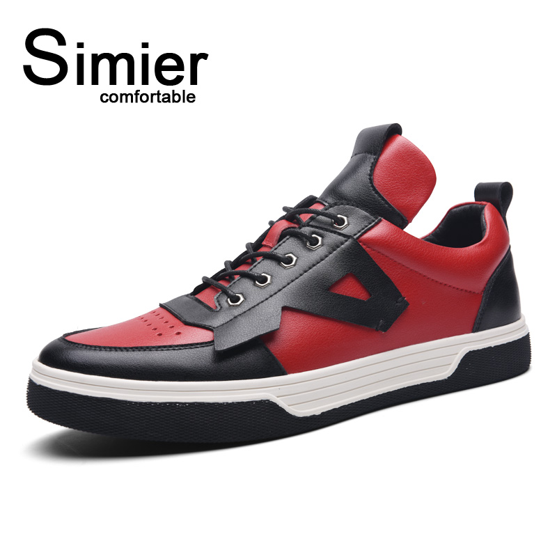 Smil men's sports shoes autumn shoes british style wild lace shoes men's casual shoes tide shoes youth shoes