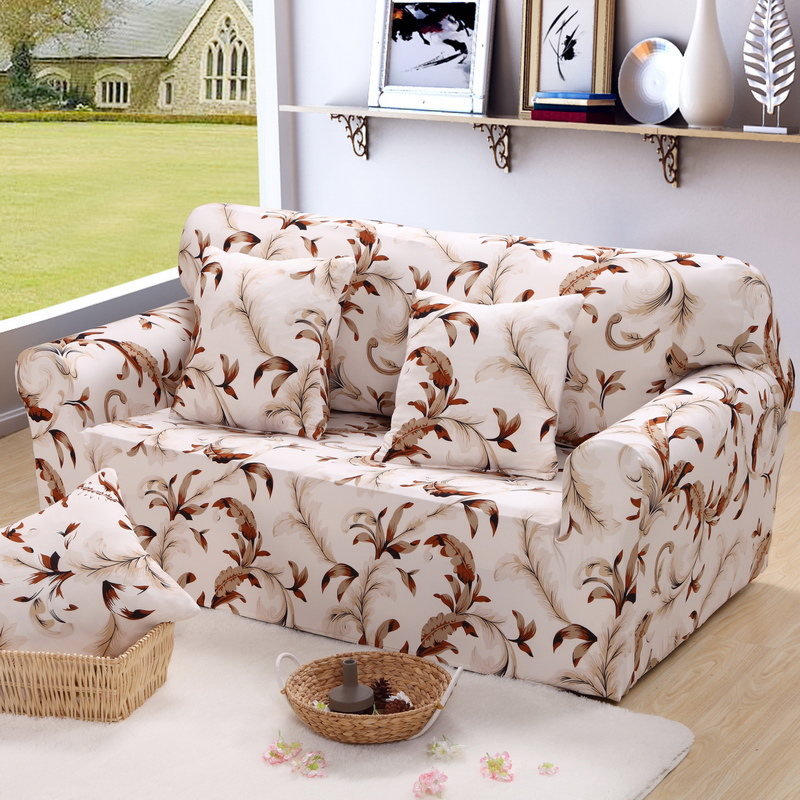 Get Quotations Sofa Cover Dust Protection Fall And Winter Packages Arts Elastic Fashion Fabric