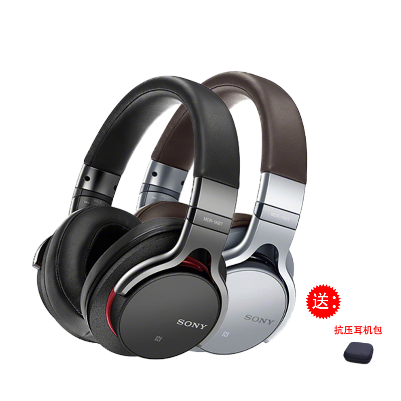 Sony/soine MDR-1ABT portable touch wireless headset bluetooth headset hifi [full]