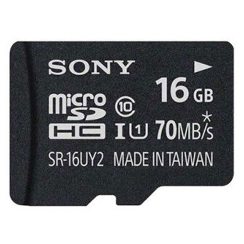 Sony/sony SR-UY2 tablet pc memory card 16gtf tf card mobile phone memory card 70 mb/s