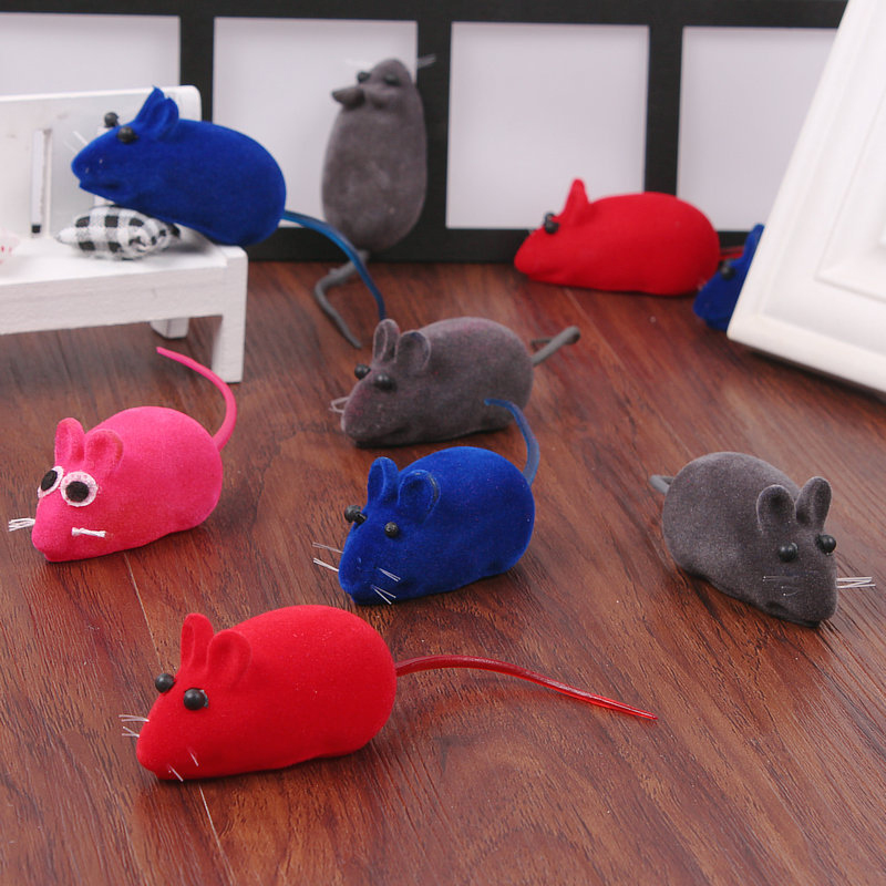 Sound toys pet toys pet supplies cat funny cat toy cat toy mouse emulation