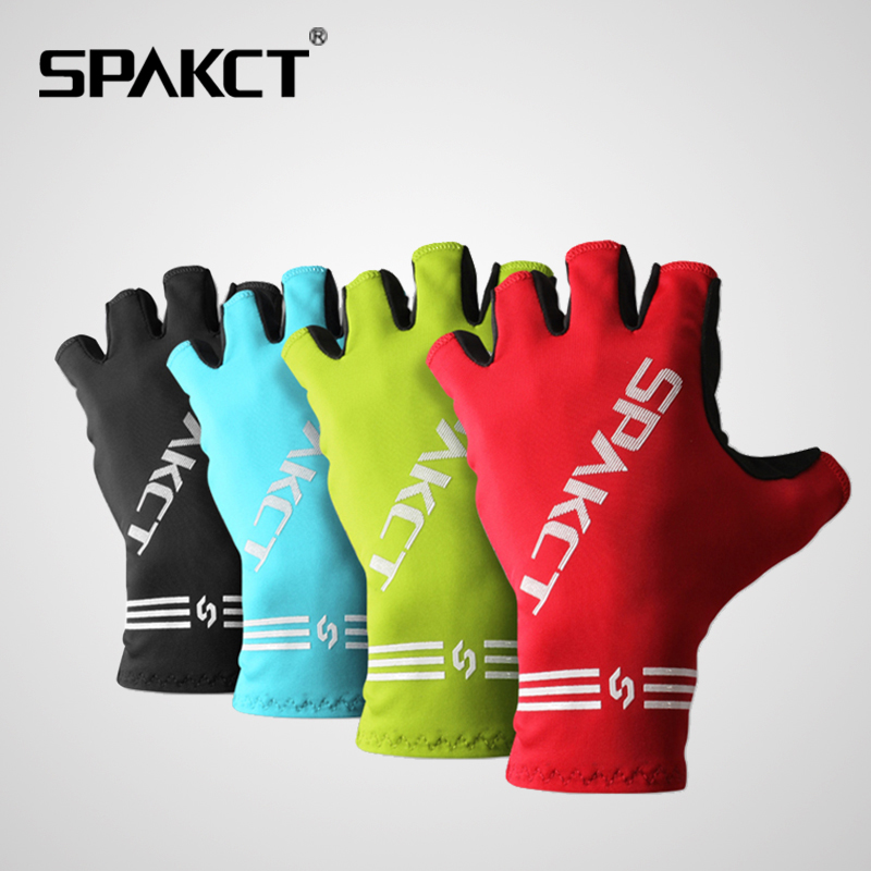 Spakct sipa off road mountain bike riding gloves half finger gloves bike short finger gloves for men and women summer equipment