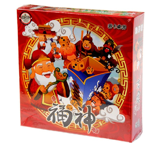 Special offer free shipping tour card board games joy strategy card game three killed fire flash card containing the mascot