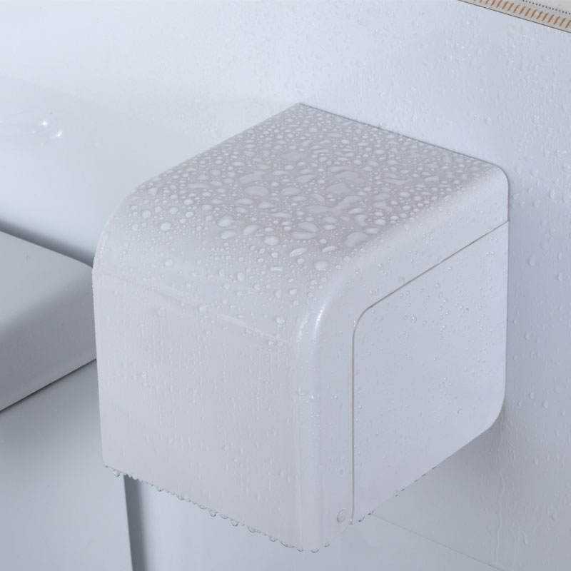 Special qian sucker toilet paper holder toilet tissue box waterproof box of toilet paper roll paper holder toilet paper holder toilet paper box