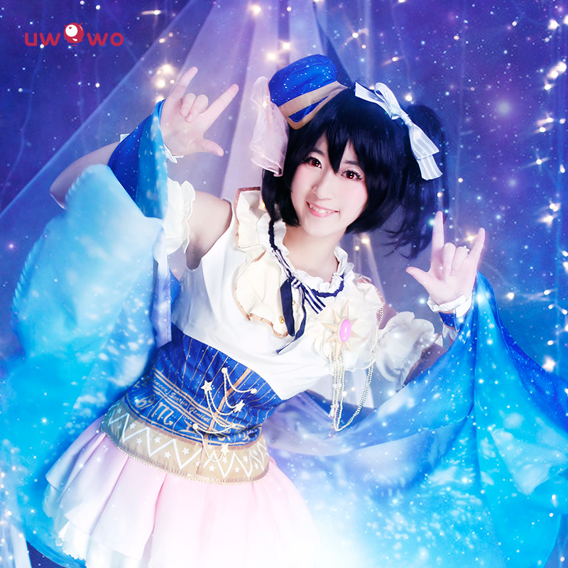 Spot [uwowo] cosplay awakening sr awakening lovelive star constellation ll vector zeni cos