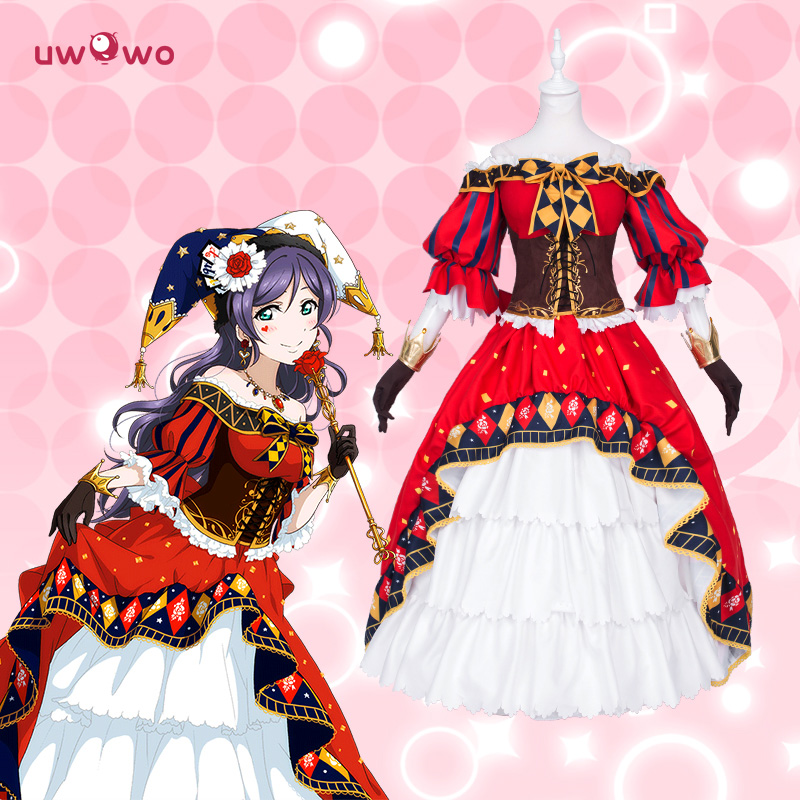 Spot [uwowo] lovelive awakening conjurer i'il tojo greek cos a full cosplay clothes