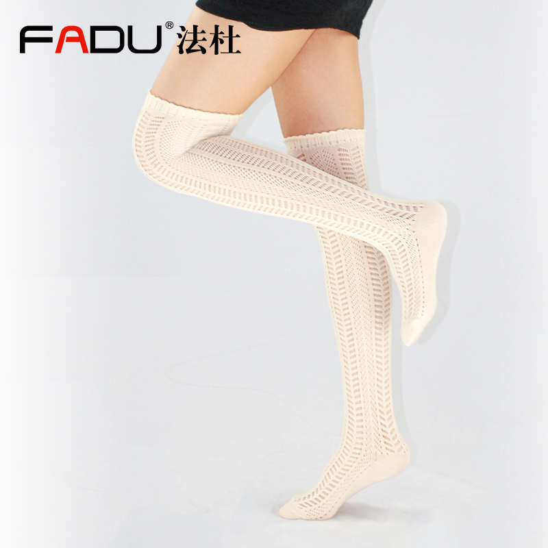 Spring and autumn korean piles of socks socks female summer thin section legs socks stockings knee socks japanese students college wind