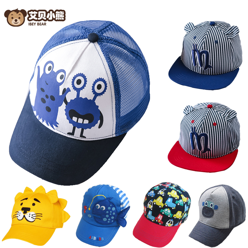 Get Quotations · Spring and summer new korean children hat baby cap baby  baseball 01-2-3 57336ce86d99