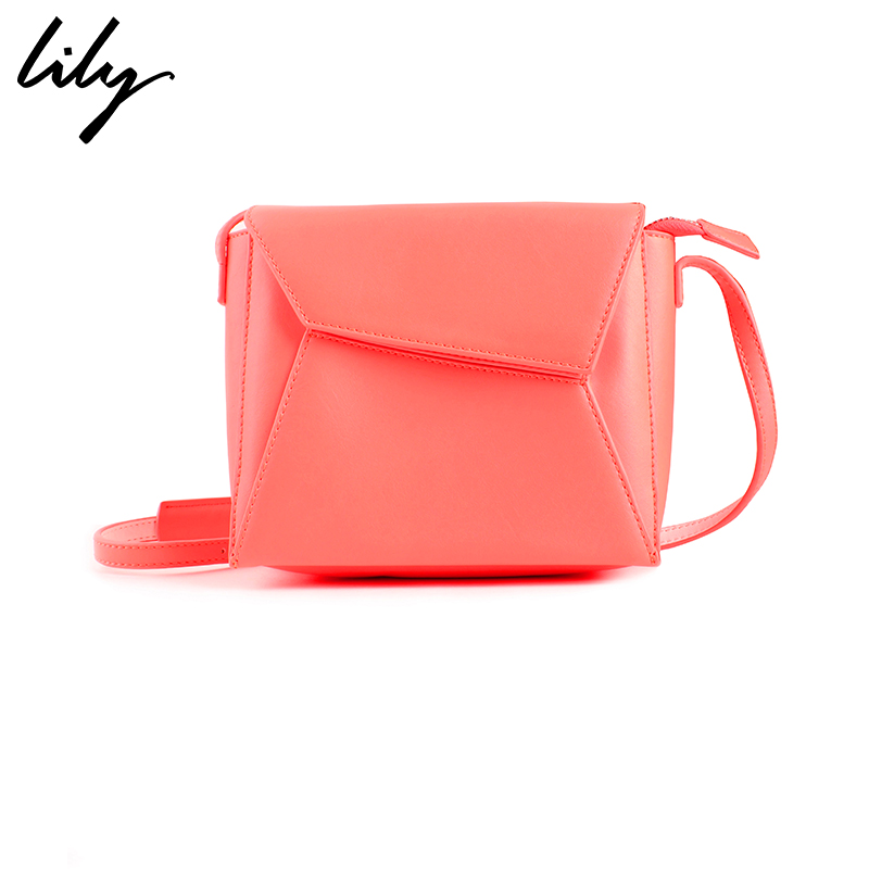 Spring new women's irregular geometric Lily2016 20BZ813 shoulder bag fashion handbags ol 1161